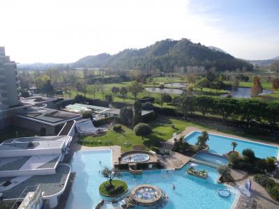 Piscine hotel Majestic e Splendid